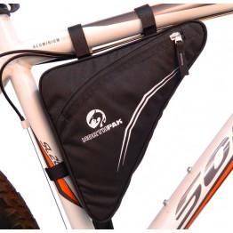BOLSA TRIANGULO GRANDE - NORTHPAK - Acessórios para Bike - Bikes e Cycling - 00168 - Tanquinho Suplementos