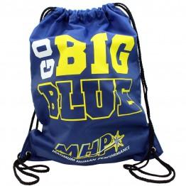 GYM BAG GO BIG BLUE - MHP