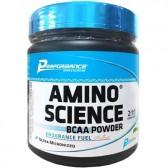 AMINO SCIENCE BCAA POWDER 2:1:1 300G - PERFORMANCE