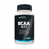 BCAA 4:1:1 120TAB - FITFAST NUTRITION