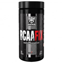BCAA FIX DARKNESS 120CAPS - INTEGRALMEDICA