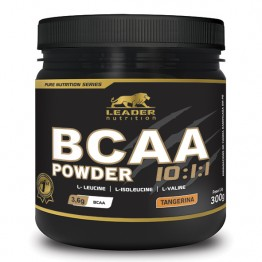 BCAA POWDER 10:1:1 300G - LEADER NUTRITION