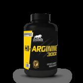 HI-ARGININE 3000 180CAPS - LEADER NUTRITION