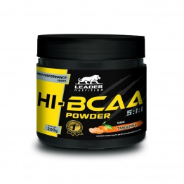 HI-BCAA POWDER 5:1:1 200G - LEADER NUTRITION