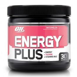 ENERGY PLUS 30DOSES - OPTIMUM NUTRITION - Pré-Treino - Massa Muscular - 00206 - Tanquinho Suplementos