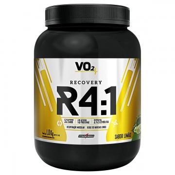 R4:1 RECOVERY VO2 1KG - INTEGRALMEDICA - Carboidratos - Energia - 00207 - Tanquinho Suplementos