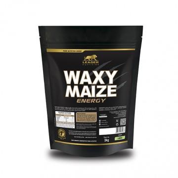WAXY MAIZE ENERGY 1KG - LEADER NUTRITION - Dextrose e Maltodextrina - Energia - 00176 - Tanquinho Suplementos