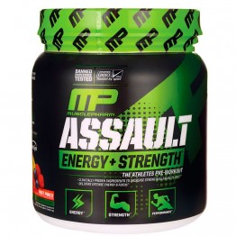 ASSAULT 30DOSES - MP MUSCLE PHARM