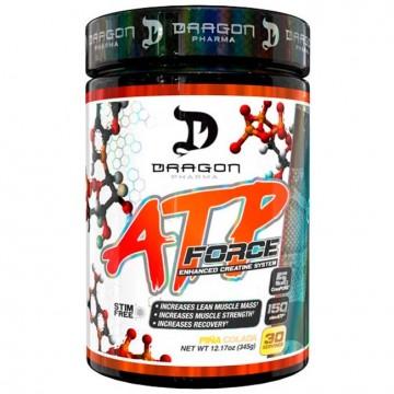 ATP FORCE 30DOSES - DRAGON PHARMA - Crescimento - Massa Muscular - 00408 - Tanquinho Suplementos