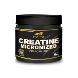 CREA MICRONIZED 100% PURE 150G - LEADER NUTRITION