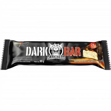 DARK BAR DARKNESS 90G - INTEGRALMEDICA - Barras Protéicas - Massa Muscular - 00219 - Tanquinho Suplementos
