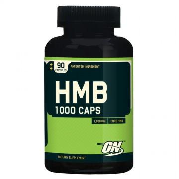 HMB 1000 90CAPS - OPTIMUM NUTRITION - Crescimento - Massa Muscular - 00401 - Tanquinho Suplementos