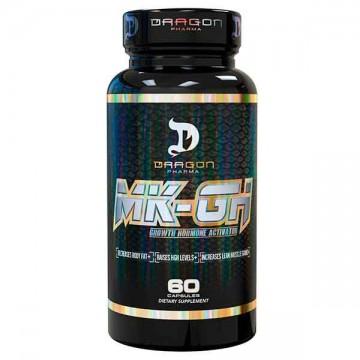 MKGH 60CAPS - DRAGON PHARMA - Crescimento - Massa Muscular - 00201 - Tanquinho Suplementos