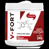 V-FORT INTENSO PRÉ-TREINO 240G - VITAFOR