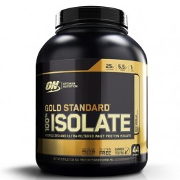 100% ISOLATE GOLD STANDARD 1,32KG - OPTIMUM NUTRITION