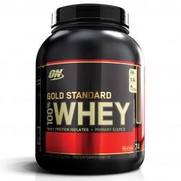 100% WHEY GOLD STANDARD 2,27KG - OPTIMUM NUTRITION - Whey Protein - Proteínas - 00049 - Tanquinho Suplementos