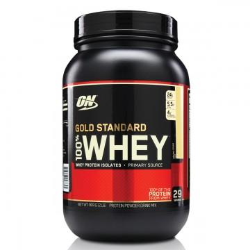 100% WHEY GOLD STANDARD 907G - OPTIMUM NUTRITION - Whey Protein - Proteínas - 00048 - Tanquinho Suplementos