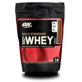 100% WHEY GOLD STANDARD REFIL 454G - OPTIMUM NUTRITION