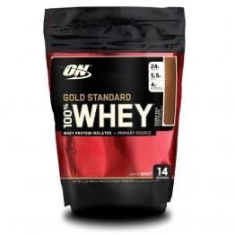 100% WHEY GOLD STANDARD REFIL 454G - OPTIMUM NUTRITION - Whey Protein - Proteínas - 00213 - Tanquinho Suplementos