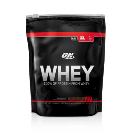100% WHEY PROTEIN BLACKLINE 797G - OPTIMUM NUTRITION