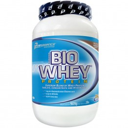 BIO WHEY PROTEIN 909G - PERFORMANCE - Whey Protein - Proteínas - 00265 - Tanquinho Suplementos