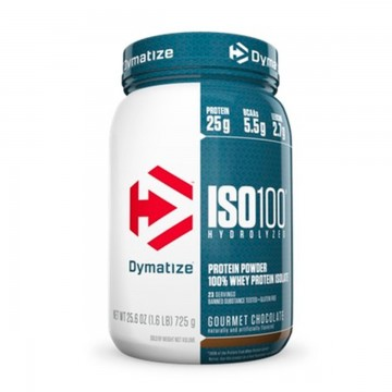 ISO100 HYDROLYZED 725G - DYMATIZE - Whey Protein - Proteínas - 00194 - Tanquinho Suplementos