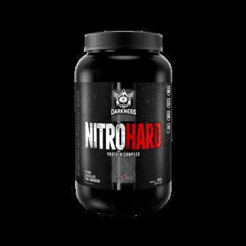 NITROHARD DARKNESS 907G - INTEGRALMEDICA - Whey Protein - Proteínas - 00122 - Tanquinho Suplementos