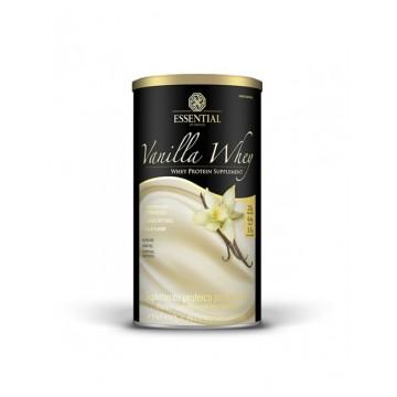 VANILLA WHEY 450G - ESSENTIAL NUTRITION - Whey Protein - Proteínas - 00045 - Tanquinho Suplementos