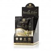 VANILLA WHEY BOX 450G 15SACHÊS - ESSENTIAL NUTRITION