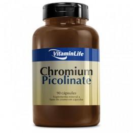 CHROMIUM PICOLINATE 90CAPS - VITAMINLIFE