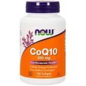 COQ10 COENZIMA 100MG 50CAPS - NOW