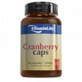 CRANBERRY CAPS 500MG 60CAPS - VITAMINLIFE