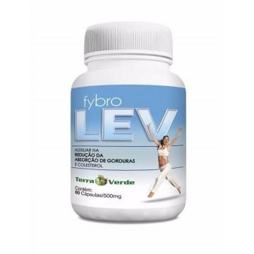 FYBRO LEV 600MG - 60CAPS - TERRA VERDE - Vitaminas - Vitaminas e Minerais - 00155 - Tanquinho Suplementos